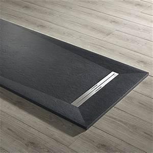 Receveur Extra Plat 160x90 : receveur de douche extra plat espace aubade ~ Edinachiropracticcenter.com Idées de Décoration