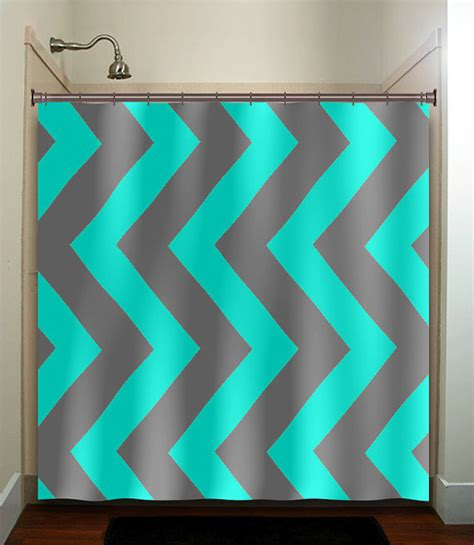 gray chevron bathroom decor turquoise aqua blue gray vertical chevron from