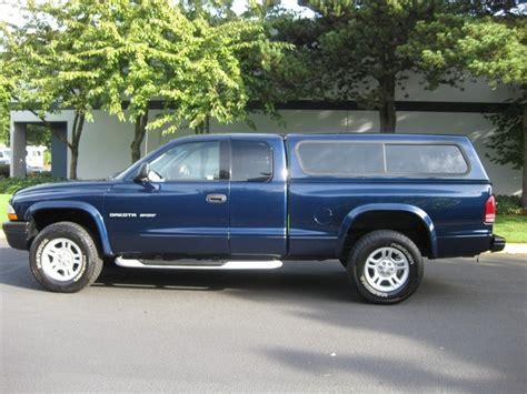 2002 Dodge Dakota Sport by 2002 Dodge Dakota Sport Club Cab 4x4 W Matching Canopy