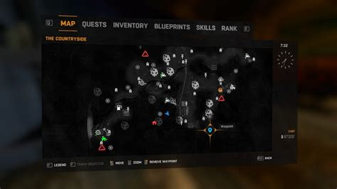 light location map dying light the following david and goliath easter egg