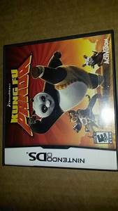 Kung Fu Panda Nintendo Ds 15000 En Mercado Libre