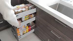 Armoire Rangement Cuisine : armoires de rangement armoires de cuisine simard cuisine et salle de bains youtube ~ Teatrodelosmanantiales.com Idées de Décoration