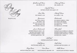 example of wedding invitation entourage chatterzoom With wedding invitation entourage maker