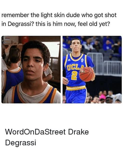 Drake Degrassi Meme - 25 best memes about light skin light skin memes
