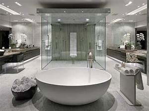Revetement Mural Salle De Bain : rev tement mural salle de bain moderne ~ Edinachiropracticcenter.com Idées de Décoration