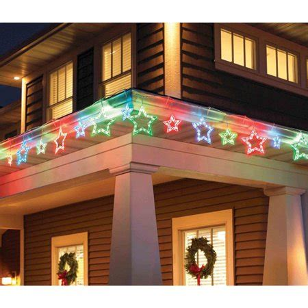 christmas lights journal star time 10 count lights multi color