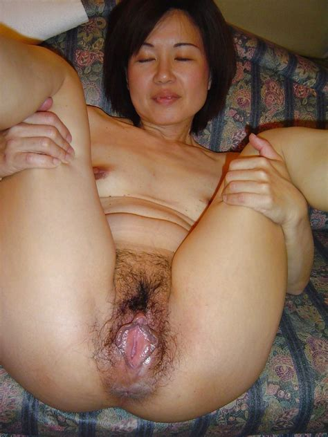 Hot Asian Amateurs Hairy Mature Wife From Japan