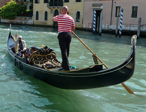 Venice Gondola Or Boat by Free Images Water Boat Canoe Vehicle Lagoon