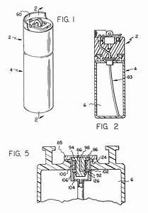 Patent Us6186774 - Modular Butane Lighter