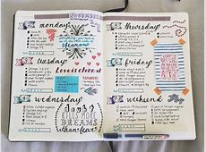 Bullet Journaling – Staying Organized Beautifully! Live