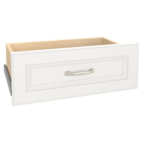drawer fronts home depot martha stewart living 8 in x 24 in espresso deluxe