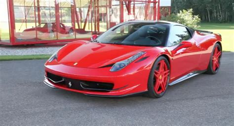 How Much Is The 458 by 2011 458 Italia Quot Quot By Novitec Rosso Review