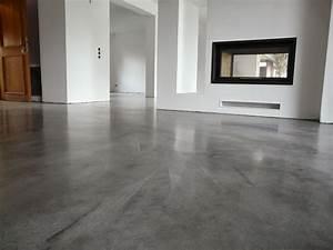 Betonoptik Boden Selber Machen : wand wohndesign beton cire ~ Michelbontemps.com Haus und Dekorationen