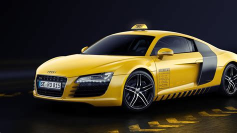 audi  taxi hd wallpaper background image