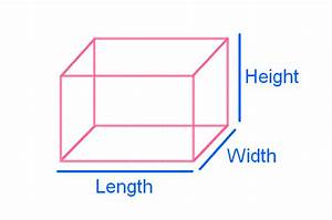 Surface Area Of A Box