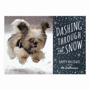 cute dog christmas card Gift Ideas Pinterest