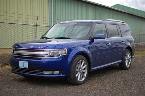 ford flex limited awd review motoring rumpus