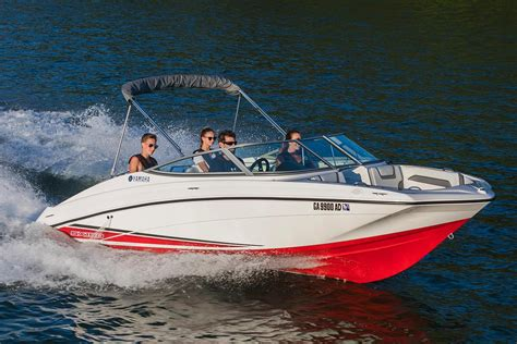 Yamaha Boats Shawnee Ok by New 2018 Yamaha Sx190 Power Boats Inboard In Shawnee Ok