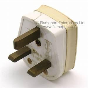 Wg Model 229 3 Pin Plug