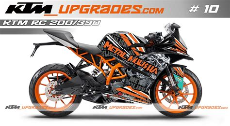 Ktm Rc 200 Modification by Images Of Modified Ktm Rc 200 Floweryred2