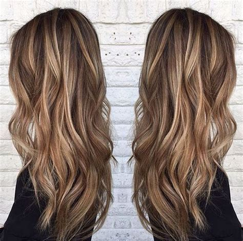 Hair Ideas For Brunettes by Stunning Fall Hair Colors Ideas For Brunettes 2017 48