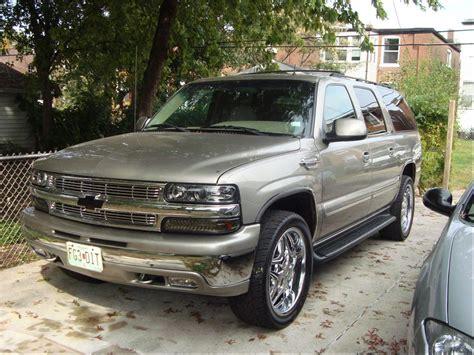 2002 Chevrolet Suburban  Information And Photos Momentcar