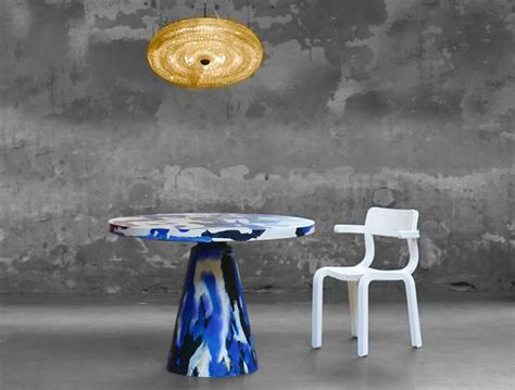 dirk vander kooij unveils new furniture made from recycled
