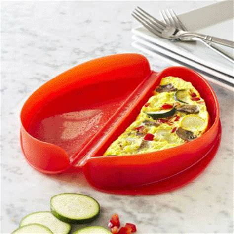 lekue microwave omelet maker red le cookery usa