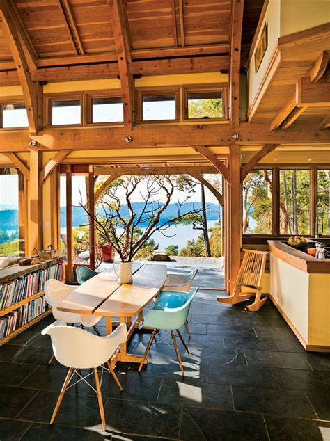 magical cottage  pender island idesignarch