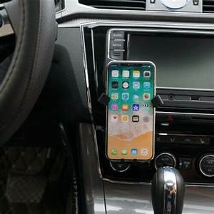 Smart Cell Phone Gps Mount Holder Stand Fit Vw Tiguan Polo