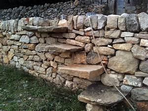"""Foto: Paredes de Piedra """"seca"""" de Restauración Y Albañileria S l #305073 Habitissimo"""