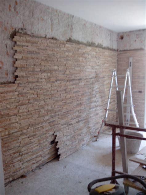 rivestimenti finta pietra interni foto rivestimento in finta pietra di edil sesto 195111