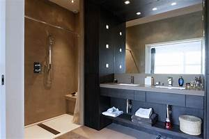 awesome decoration maison salle de bain gallery design With decoration maison salle de bain