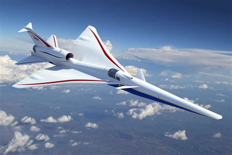 NASA taps Lockheed Martin for supersonic X-plane - Design ...