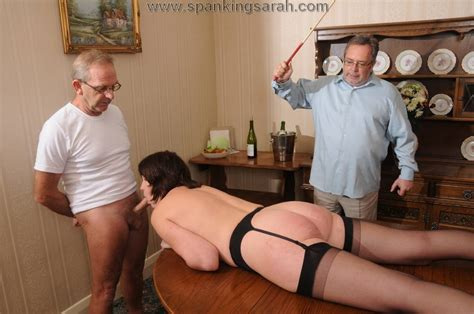 Caned Readily Obtainable Near Blowjob Spanked