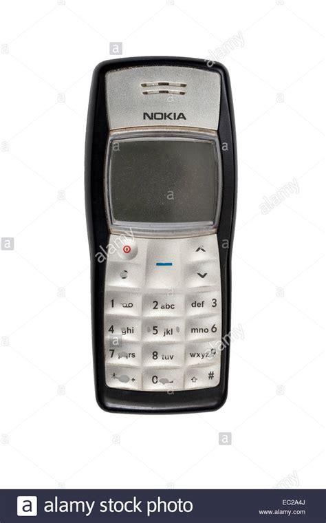 worn nokia  mobile phone stock photo alamy