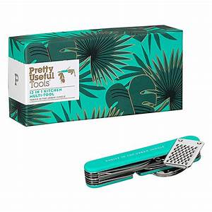 Pretty And Useful : pretty useful tools kitchen multi tool coral reef his gifts ~ Watch28wear.com Haus und Dekorationen