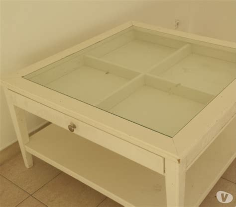 table basse avec tiroir table basse carree blanche clasf