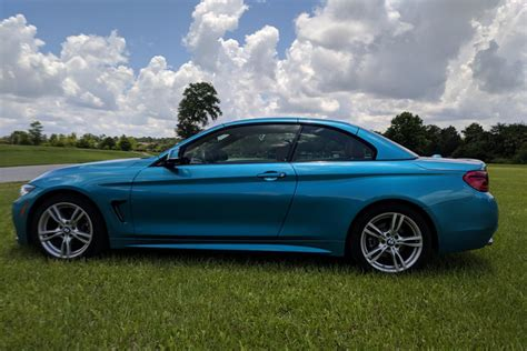 Bmw 4 Series Convertible 2019 by 2019 Bmw 4 Series Convertible Review Trims Specs And