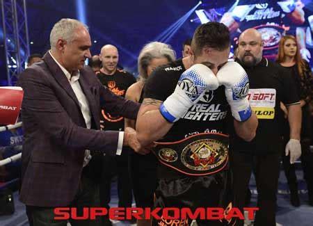 Jorge Loren vs Andrei Stoica Superkombat World Title 07 November 2015 Bucharest — #youfreevideo