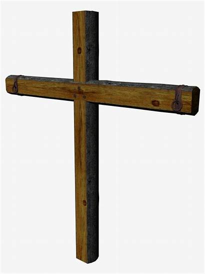 Rugged Cross Clipart Wooden Clip Clipground Clipartkey