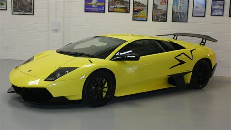 lamborghini car rare 2009 lamborghini murcielago sv up for sale picture