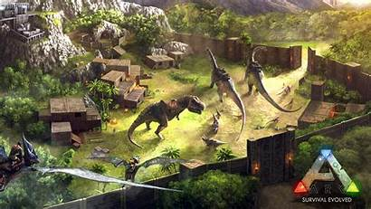 Ark Survival Evolved Wallpapers
