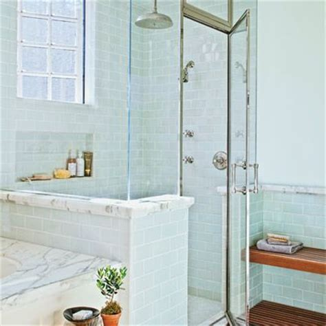 Ipe Shower Bench by Glass Enclosed Shower With Drying Off Area With Japanese