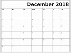 January 2019 Printable Calendars