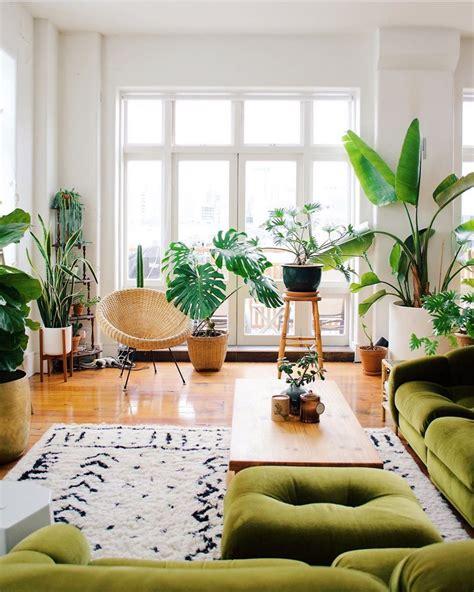 urban jungle bloggers  instagram living room goals