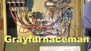 Electric Furnace  Replace Sequencer With Contactor