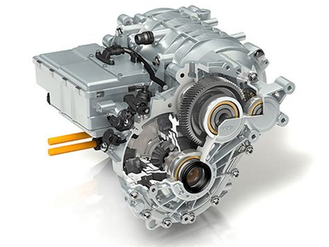Electric Motor System by This 2000 Nm Capable Driveline Will Underpin A Small