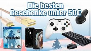 Geschenke Für 50 Euro : die besten technik geschenke unter 50 euro 2016 deutsch german youtube ~ Frokenaadalensverden.com Haus und Dekorationen