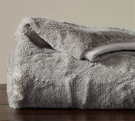 pottery barn fur blanket pottery barn throw blankets save 30 free shipping